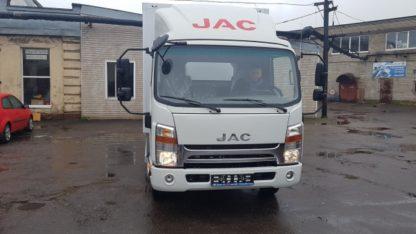 Рефрижератор JAC N80