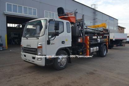 Ямобур JAC N120