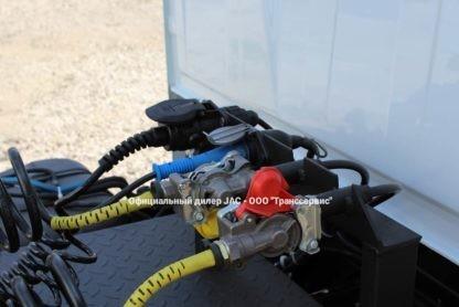 Пневмовыводы седельный тягач JAC N80