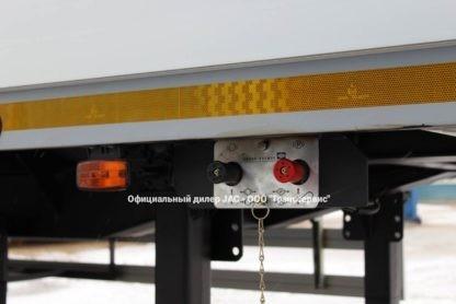 Ручник полуприцепа Седельный тягач Jac N80