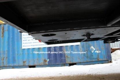 Шкворень Седельный тягач Jac N80