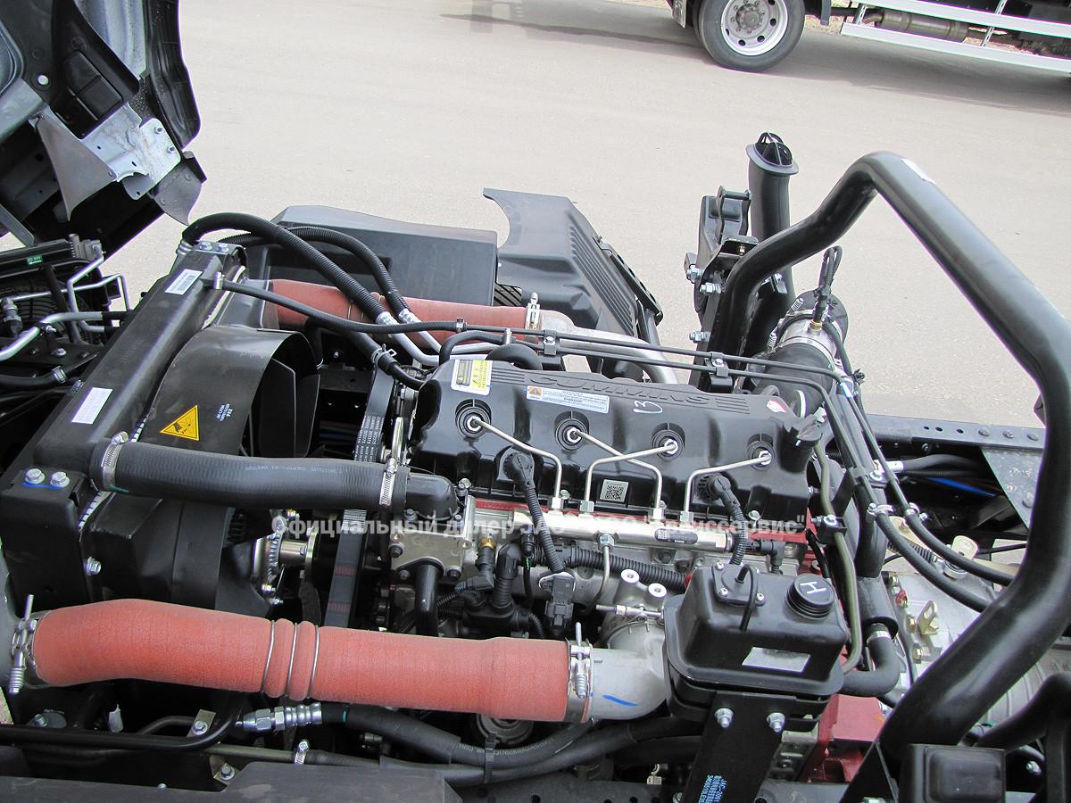 Двигатель шасси Jac N120