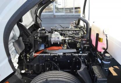 Двигатель шасси JAC N80