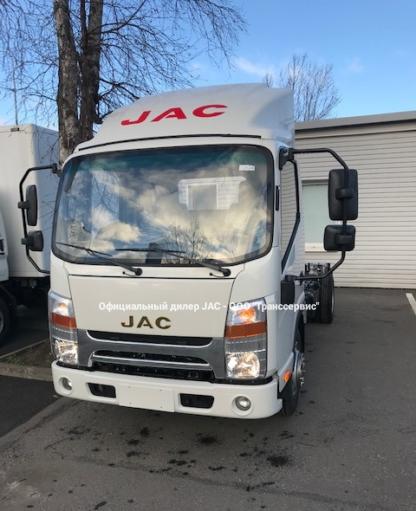 Шасси Jac N56