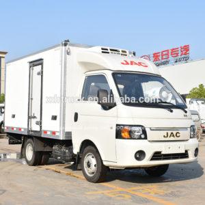 Jac n-35 рефрижератор 1,5 тонны