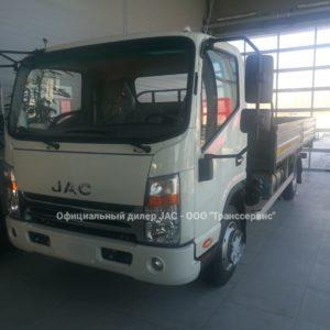 Бортовой JAC N-80