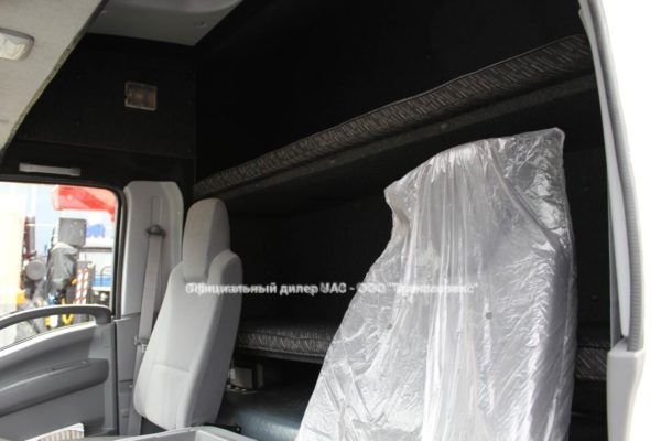Spalnik JAC N80